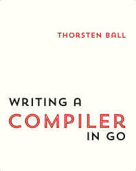Cover of 'Writing A Compiler In Go'